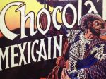 chocolat mexicain poster